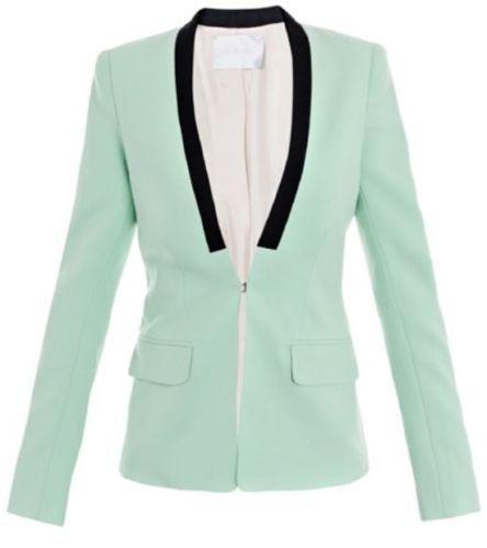 Jacket Style Sports Coat Blazer