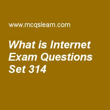 Practice test on what is internet, computer networks quiz 314 online. Practice networking exam's questions and answers to learn what is internet test with answers. Practice online quiz to test knowledge on what is internet, frame relay and atm, circuit switched networks, channelization, transmission control protocol (tcp) worksheets. Free what is internet test has multiple choice questions as an http message is similar in form to an, answers key with choices as c+, smtp, tcp and perl....