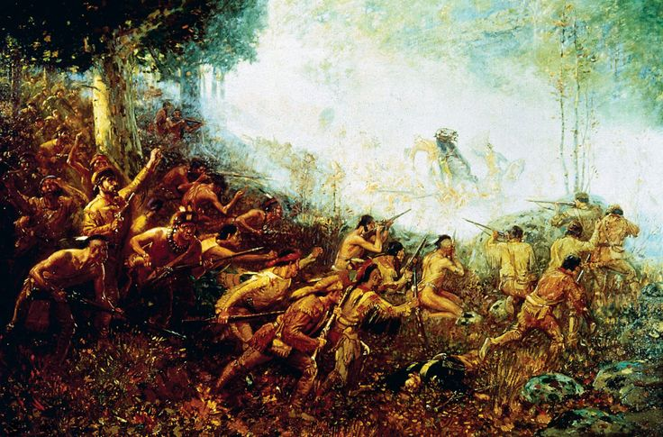 French and indian war causes facts summary