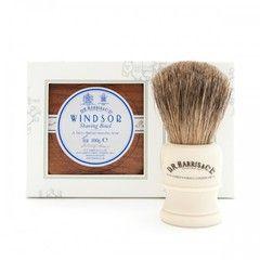 D.R. Harris & Co.  Windsor Shaving Gift Set Mahogany