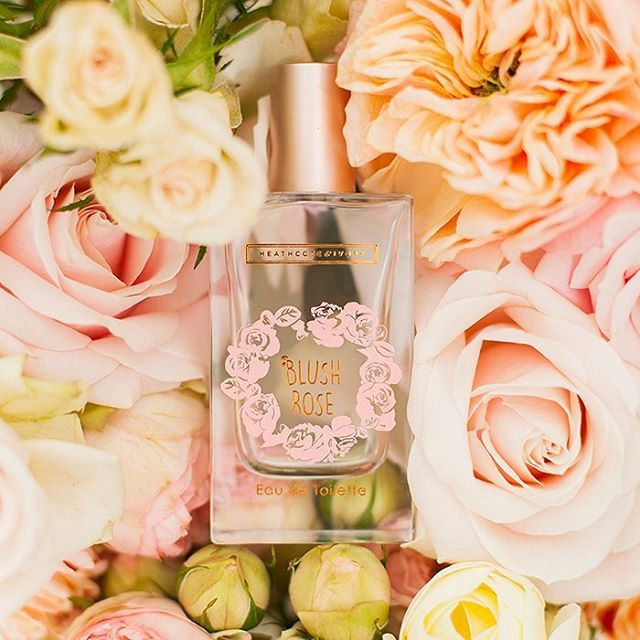 It's #NationalFragranceDay and we've highlighted one of our favourite scents: Blush Rose.    Our Blush Rose Eau de Toilette is a beautifully rose scented fragrance; which has proven one of our most popular. Available at our website.