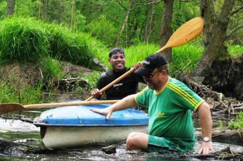 The Canoeing Trip – so Near, so Fascinating | Link to Poland