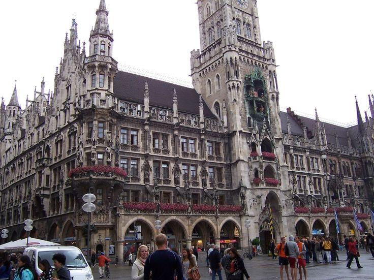 Town Hall Munich - Munich