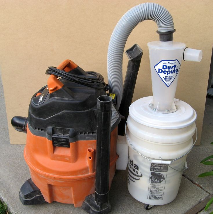 Ridgid Wd1450 And Oneida Dust Deputy Useful Tools I Use