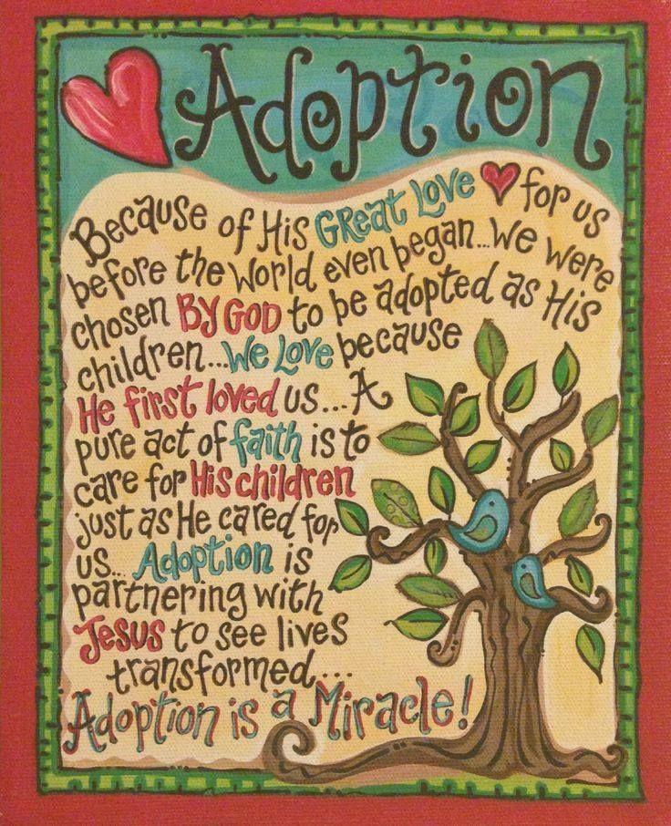 Adoption: November Is National Adoption Awareness Month!