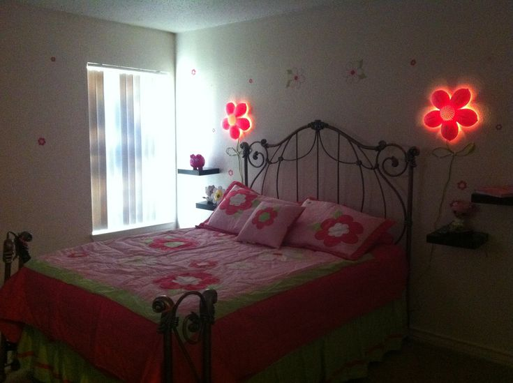 Ikea Flower Lamps For My BriBri's Room... Love How It Came