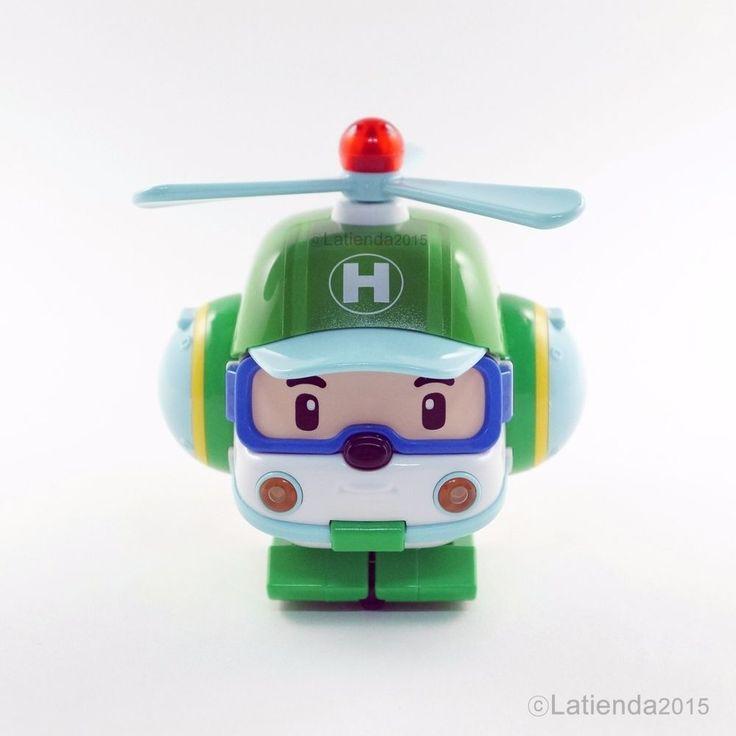 #Helly #Robocar #Poli #Korea #Animation #Character #Educational #Gift #Robot #Kids #Toy #Academy