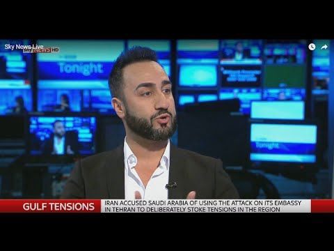 Dr. Sayed Ammar Nakshawani on Sky News Shia-Sunni Unity 2016/01/04 - YouTube