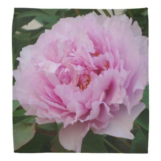 #zazzle #Pink #Beauty #Bandana #flower #head #gift #giftidea