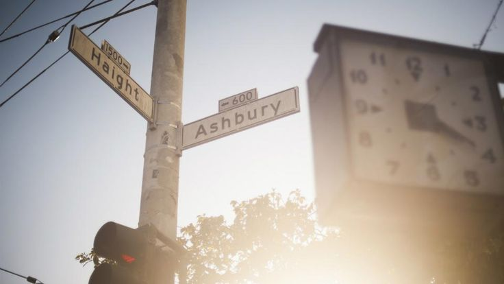 (Almost) Everything You'll See on Peter Coyote's Haight-Ashbury Walking Tour
