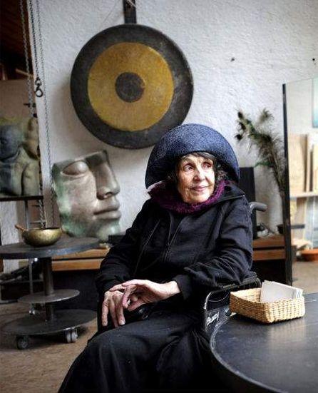 Hertha Hillfons atelje öppnas under våren 2014