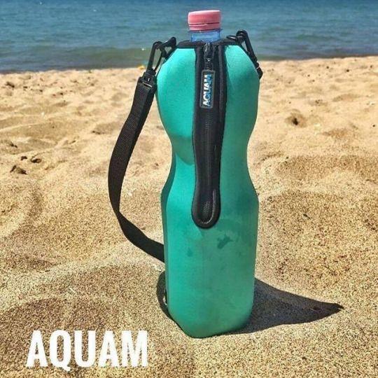 cover termiche in neoprene  Il caldo è arrivato …. portami con te per proteggere e mantenere fresca la tua acqua. #estate #sole #mare #aquam #buonweekend #prote.go