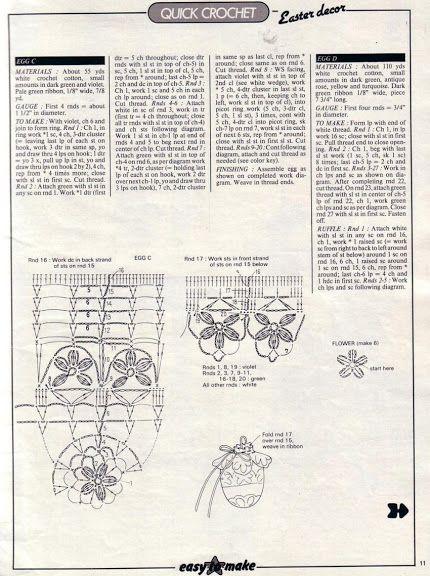 Magic Crochet n° 40 - leila tkd - Picasa Web Albums