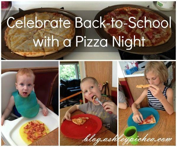 Celebrate Back-to-School with a Pizza Night | blog.ashleypichea.com #FoodMadeSimple #shop #cbias