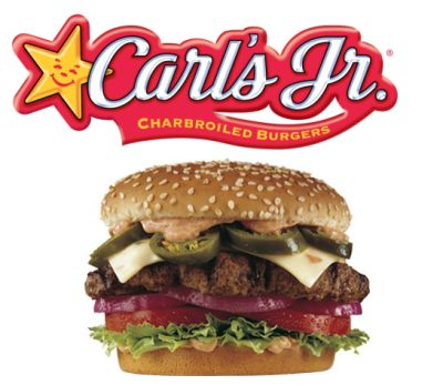 Carl's Jr-Style Jalapeno Burger w/ Chili-Lime Oven Frites (dairy-free)