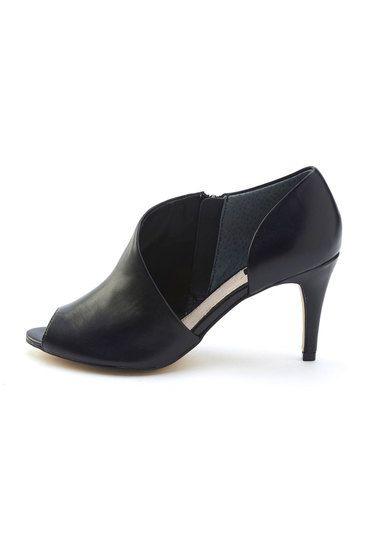 Buy Diana Ferrari Peep Toe Heeled Shoe   Shop Shoes Womenswear at the BrandStore EziBuy NZ