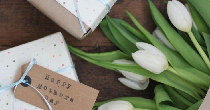 Idée cadeau fête des mères original - Idée cadeau fête des mères original  Mother's Day gift ideas 2017: Best
