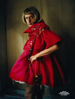 Another Magazine A/W11 Grayson Perry photography by Gareth McConnell, Fashion Editor Sofia de Romarate