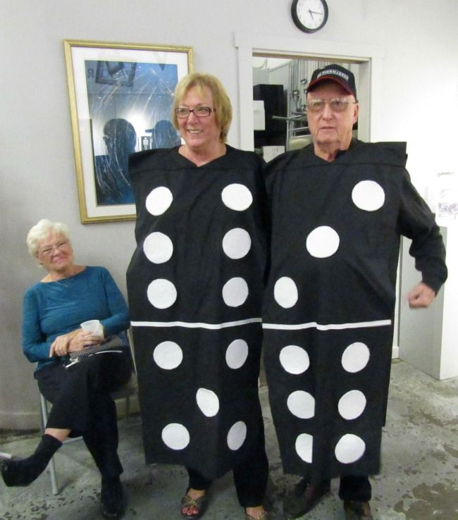 Paso Robles Art Association Throws an Art Costume Party