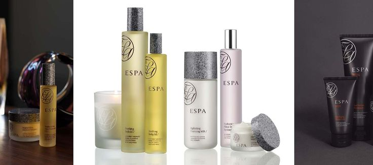 Espa body treatment
