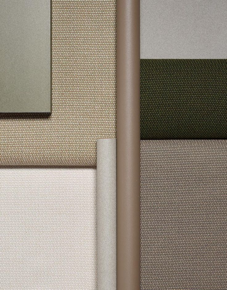Terrain is the new range of outdoor fabrics by Kettal | We really like that it's available in a range of 34 different colours. Terrain is inspired by Mediterranean gardens, crystal-clear sea and desert sunsets. #designbest