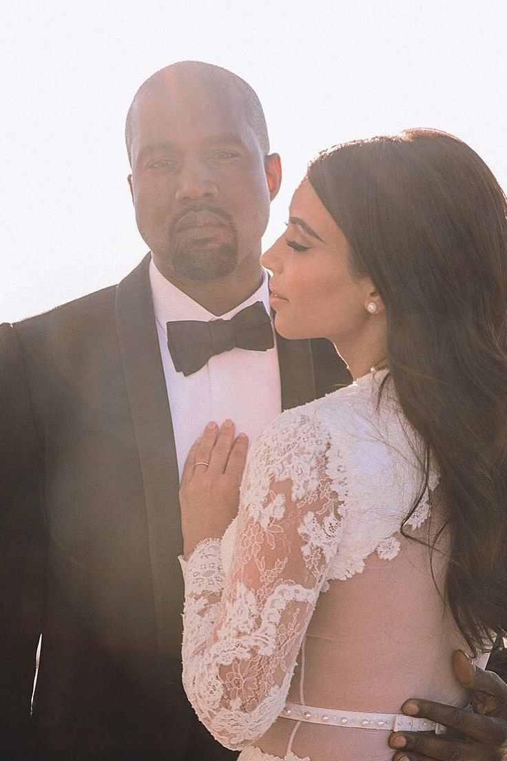 Kim Kardashian Lance Une Ligne Make Up Speciale Mariage Kardashian Wedding Kim Kardashian Wedding Kanye West Wedding
