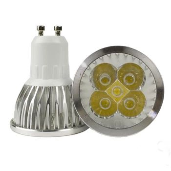 Lâmpada LED spot até 15W diversos tipos de bocais