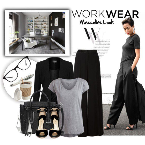 how to dress up tshirt for work 5