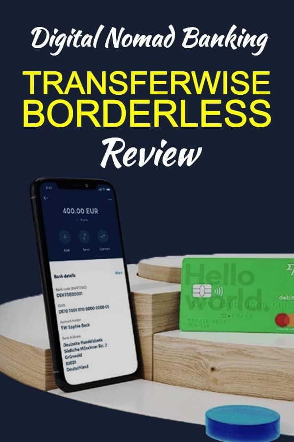 How To Send Money To Transferwise Borderless Account