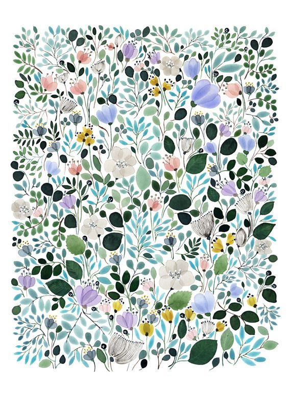 Image of Morning Frost Meadow by Anna Emilia