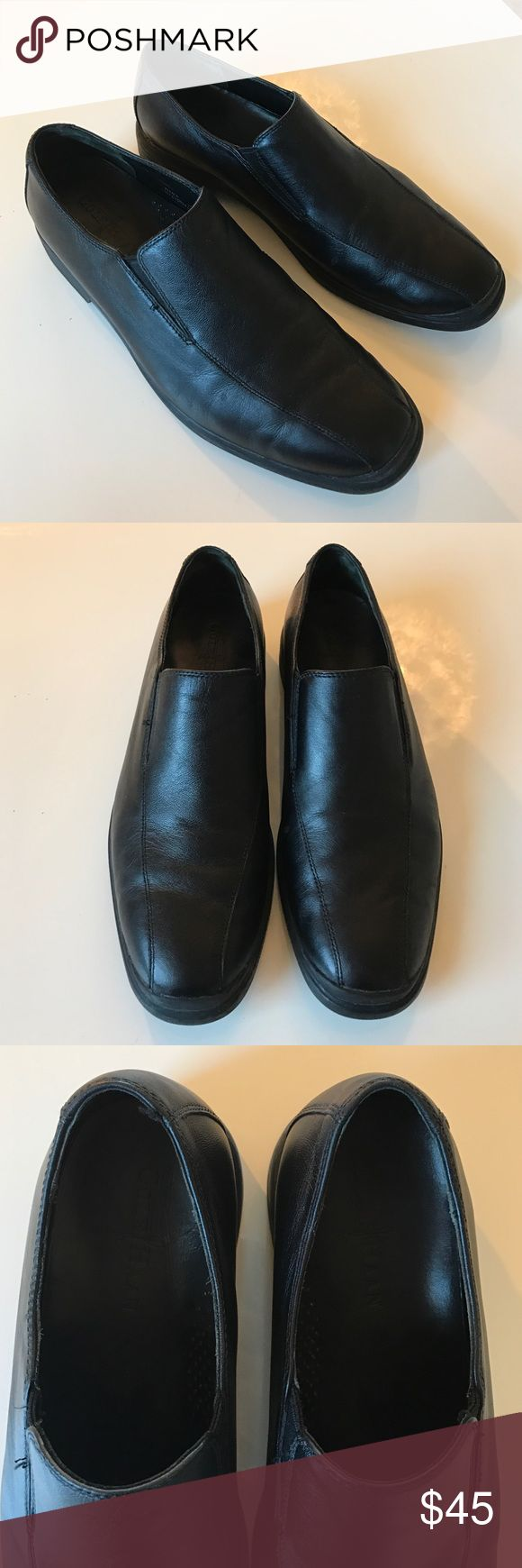 Cole Hann Men's Shoes Black Size 9M Great shoes in good condition. Very comfortable Men's Shoes. Cole Haan Shoes Loafers & Slip-Ons