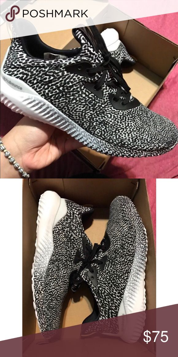 Adidas Alpha Bounce Aramis Women's size 8. Adidas Alpha Bounce Aramis. Run half a size big. Never worn, brand new in the box. Adidas Shoes Athletic Shoes