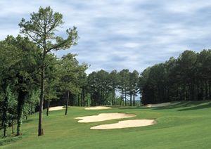 Mountain Ranch Golf Club at Fairfield Bay Arkansas