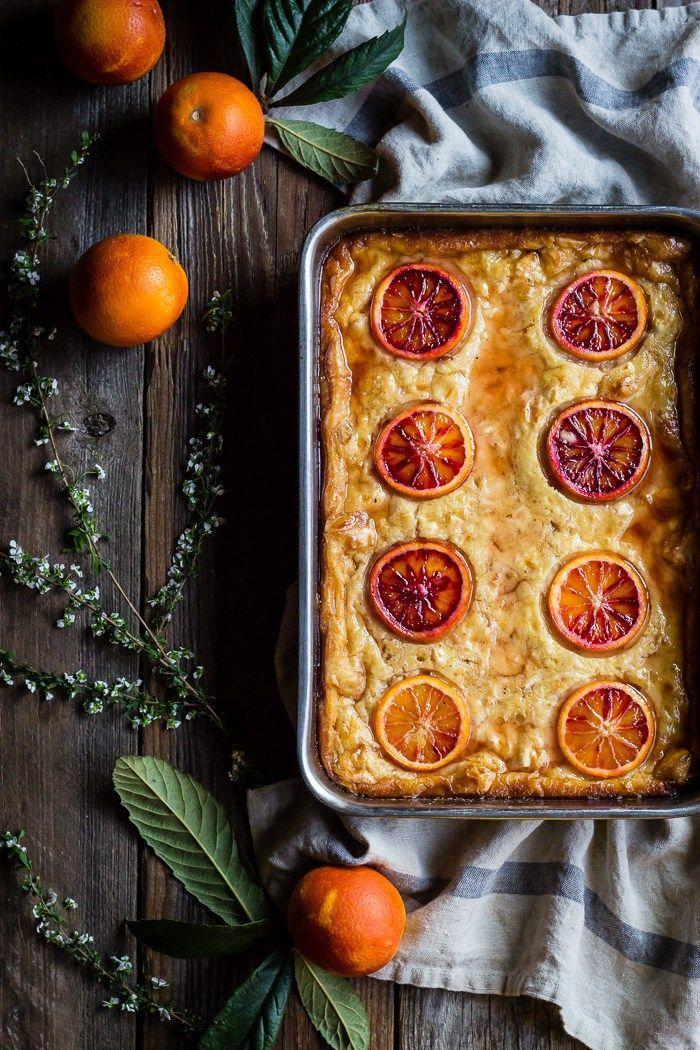 PORTOKALOPITA | Greek orange and phyllo cake