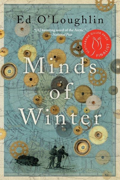 Minds of Winter, Book by Ed O'Loughlin