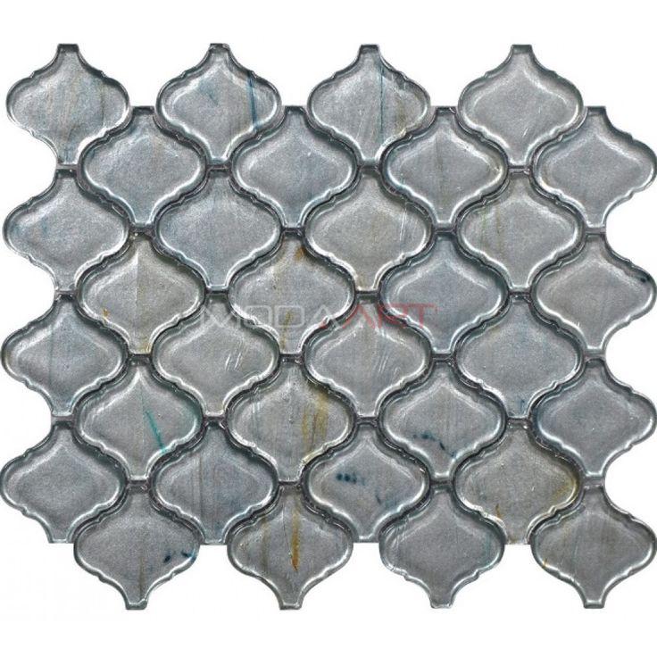 Doe Grey Modaarts Mosaic  Kristal Cam Mozaikler