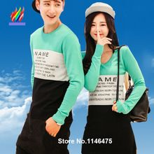 Winter Men Women Fashion Matching Couple Clothes Lovers Slim Pullover Bodycon Long Sleeve V Neck Couple Christmas Sweaters 666(China (Mainland))