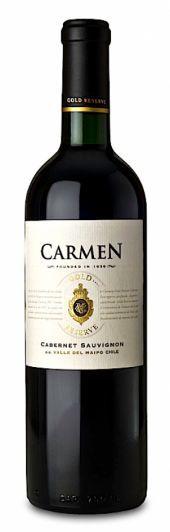 Carmen Gold Reserve Cabernet Sauvignon 2010