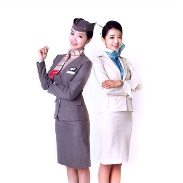 17 best stewardess past and present images on pinterest for Korean air cabin crew requirements