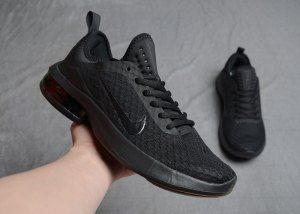 0e0d608155d1 Mens Nike AIR ZOOM All Out Low Triple Black Running Shoes Mens Nike Air