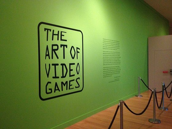 Video games at the Smithsonian