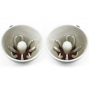 Creature Cups Octopus Cup Set now featured on Fab.