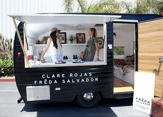 deigo the pop-up shop trailer / sfgirlbybay                              …                                                                                                                                                     More