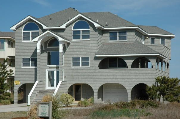 Duck Vacation Rental: Twinscape 457 |  Outer Banks Rentals