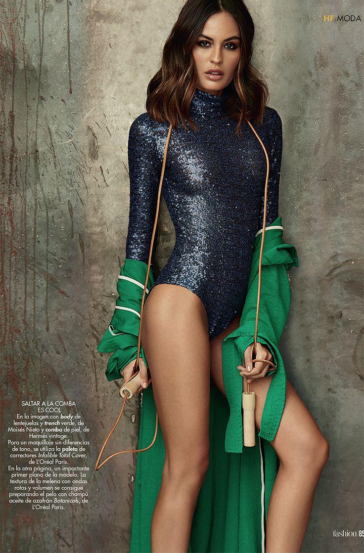 editorial moda para hola fashion por carlos teixeira | disparala studio