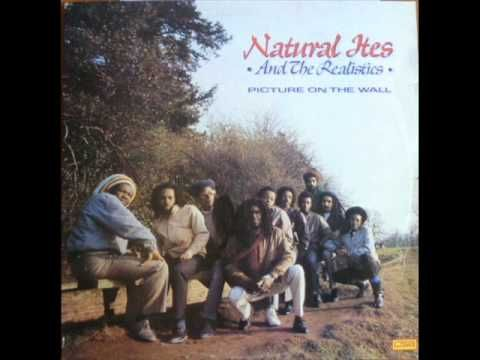 Natural Ites & The Realistics - Jah Works Mama - Picture On The Wall LP ...