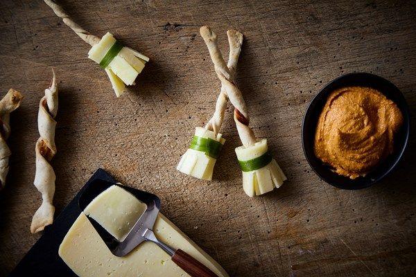 Cheese Broomsticks   Castello Canada