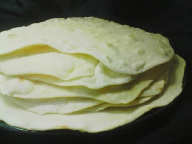 HAHA! Found this on  Pinterest.Flour Tortillas Diaz from Food.com: This recipe is based on an article in the San Jose Mercury News by Stacy Diaz. I tried it and didn't need near as much water as the recipe indicated. The dough should not be sticky. This recipe is healthier since it uses oil instead of shortening.