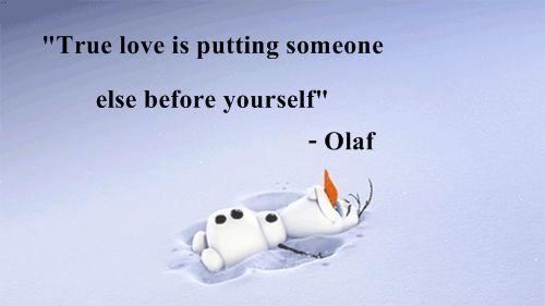 true love..... | Frozen | Pinterest
