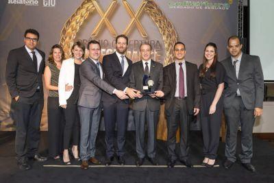 Companhia vence na categoria Seguro Rural pelo terceiro ano consecutivo A Swiss Re Corporate Solutions foi uma das vencedoras do XX Prêmio Cobertura.  Pelo terceiro ano consecutivo,  a companhia
